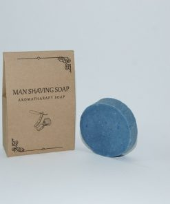 MAN SHAVING SOAP