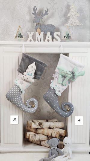 Božićne čizmice Mint 2021 Božić Božićne čizmice Mint 2021